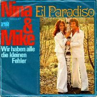 Cover Nina & Mike - El Paradiso