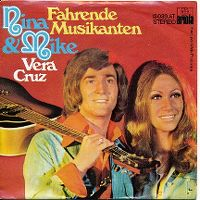 Cover Nina & Mike - Fahrende Musikanten