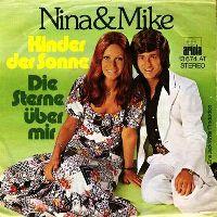 Cover Nina & Mike - Kinder der Sonne