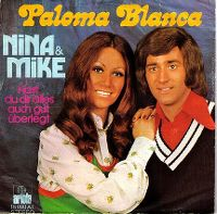 Cover Nina & Mike - Paloma Blanca