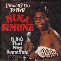 Cover Nina Simone - (You'll) Go To Hell