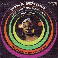 Cover Nina Simone - Ain't Got No - I Got Life