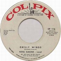 Cover Nina Simone - Chilly Winds Don't Blow