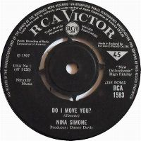 Cover Nina Simone - Do I Move You?