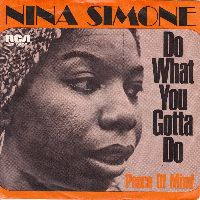 Cover Nina Simone - Do What You Gotta Do