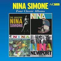 Cover Nina Simone - Four Classic Albums