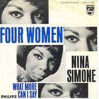 Cover Nina Simone - Four Women