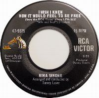Cover Nina Simone - I Wish I Knew How It Would Feel To Be Free