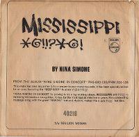 Cover Nina Simone - Mississippi Goddam (Live)
