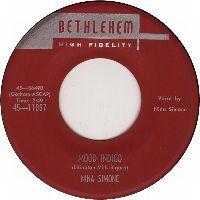 Cover Nina Simone - Mood Indigo