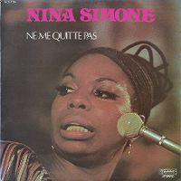 Cover Nina Simone - Ne me quitte pas
