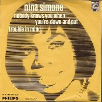 Cover Nina Simone - Nobody Knows You When You're Down And Out