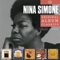 Cover Nina Simone - Original Album Classics - Box Set