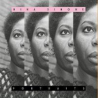 Cover Nina Simone - Portraits