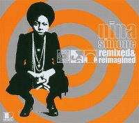 Cover Nina Simone - Remixed & Reimagined