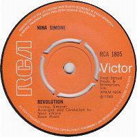 Cover Nina Simone - Revolution