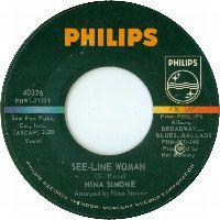 Cover Nina Simone - See-Line Woman
