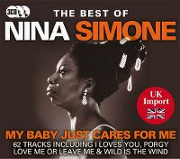 Cover Nina Simone - The Best Of Nina Simone - My Baby Just Cares For Me