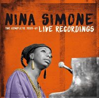 Cover Nina Simone - The Complete 1959-61 Live Recordings