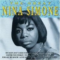 Cover Nina Simone - The Great Nina Simone