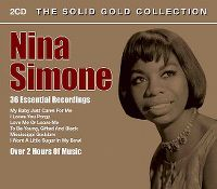 Cover Nina Simone - The Solid Gold Collection