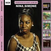 Cover Nina Simone - Timeless Classic Albums