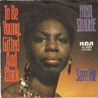 Cover Nina Simone - To Be Young, Gifted And Black