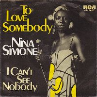 Cover Nina Simone - To Love Somebody