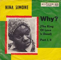 Cover Nina Simone - Why? (The King Of Love Is Dead)