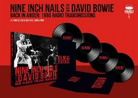 Cover Nine Inch Nails with David Bowie - Back In Anger: The 1995 Radio Transmissions