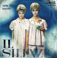 Cover Nini Rosso - Il silenzio - Abschiedsmelodie