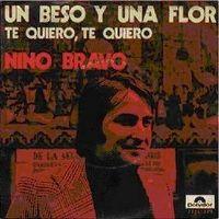 Cover Nino Bravo - Un beso y una flor