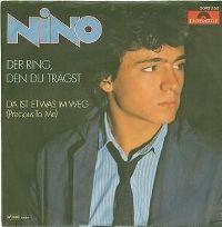 Cover Nino de Angelo - Der Ring, den Du trägst