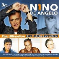 Cover Nino de Angelo - Die ultimative Hit-Collection