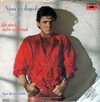 Cover Nino de Angelo - Ich sterbe nicht nochmal
