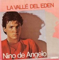 Cover Nino de Angelo - La valle dell'Eden