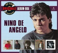 Cover Nino de Angelo - Originale Album-Box