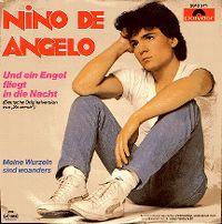 Cover Nino de Angelo - Und ein Engel fliegt in die Nacht