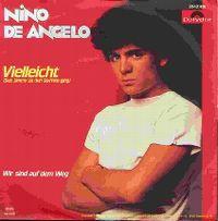 Cover Nino de Angelo - Vielleicht (seit Jimmy zu den Sternen ging)