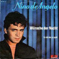 Cover Nino de Angelo - Wünsche der Nacht