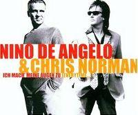 Cover Nino de Angelo & Chris Norman - Ich mach' meine Augen zu (Everytime)