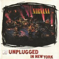 Cover Nirvana - MTV Unplugged In New York