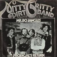 Cover Nitty Gritty Dirt Band - Mr. Bojangles