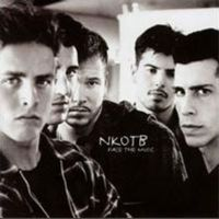 Cover NKOTB - Face The Music