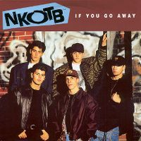 Cover NKOTB - If You Go Away