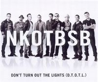 Cover NKOTBSB - Don't Turn Out The Lights