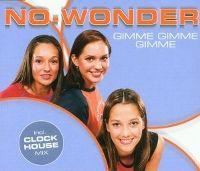 Cover No-Wonder - Gimme Gimme Gimme