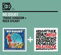 Cover No Doubt - 2 For 1: Tragic Kingdom + Rock Steady