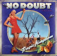 Cover No Doubt - Tragic Kingdom