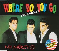 Cover No Mercy - Where Do You Go